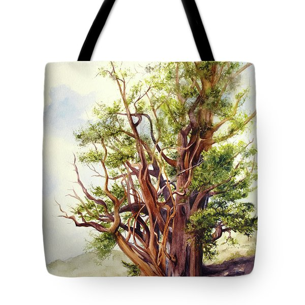 Bristle Cone Pine Tote Bag