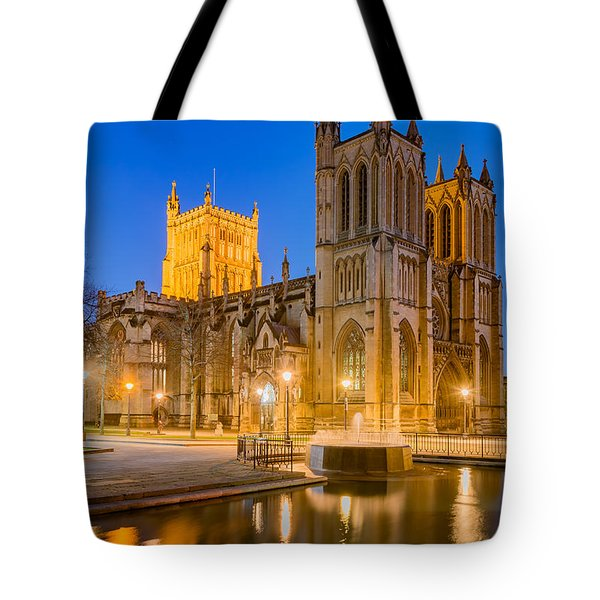 Bristol Cathedral Tote Bag