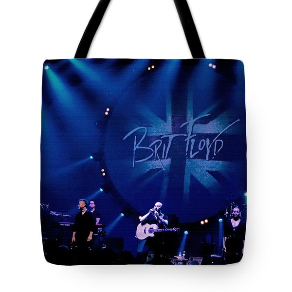 Brit Floyd Space And Time World Tour 2015.3 Tote Bag