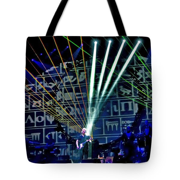 Brit Floyd Space And Time World Tour 2015.5 Tote Bag
