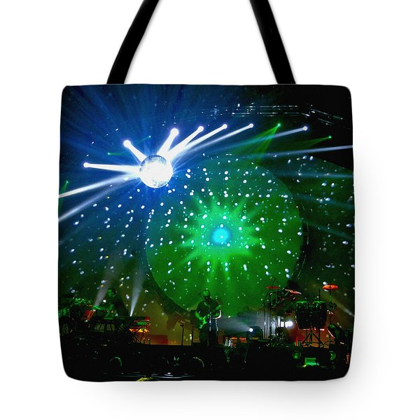Brit Floyd Space And Time World Tour 2015.6 Tote Bag