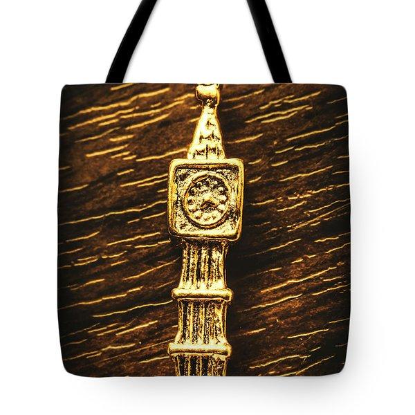 British Charm Tote Bag