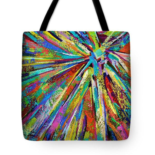 Brittle Enthusiasm Tote Bag