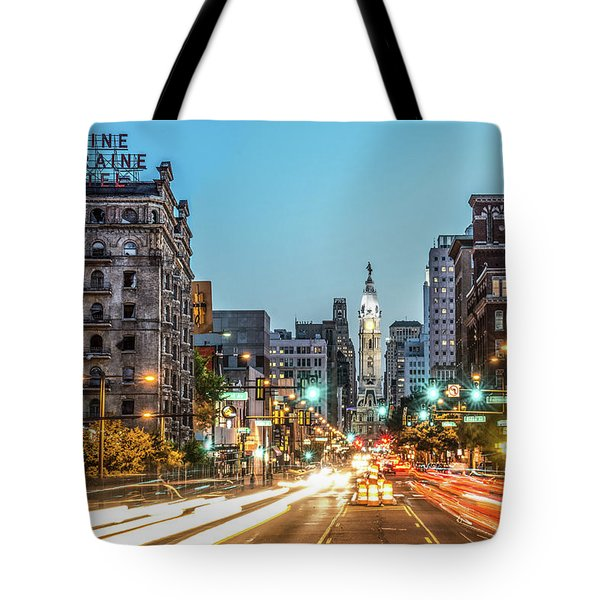 Broad Divine Tote Bag