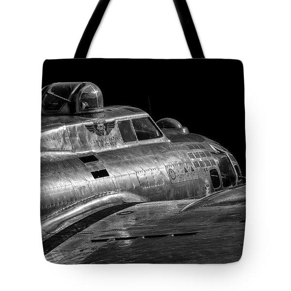 Broad Shoulders Tote Bag