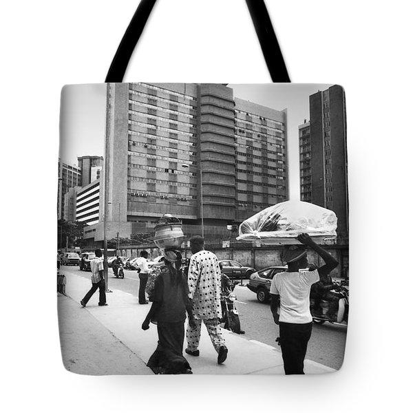 Broad Street -- Fmbn Tote Bag