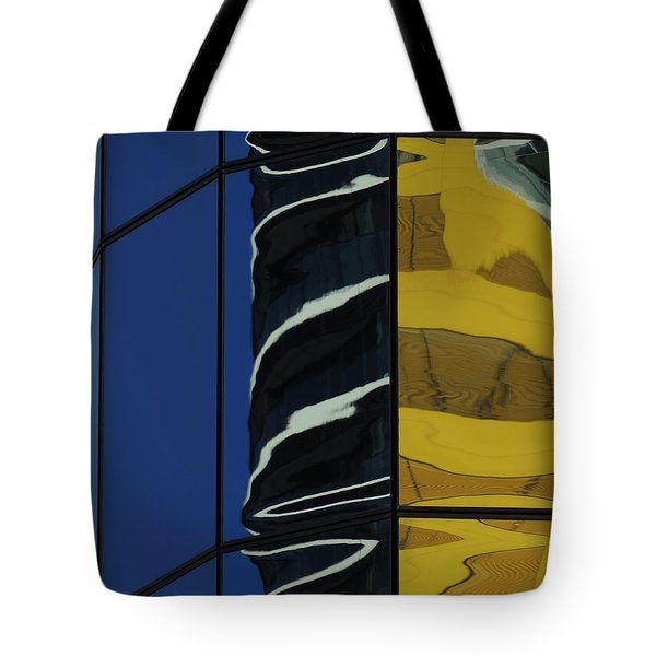 Broadbeach Reflections 2 Tote Bag