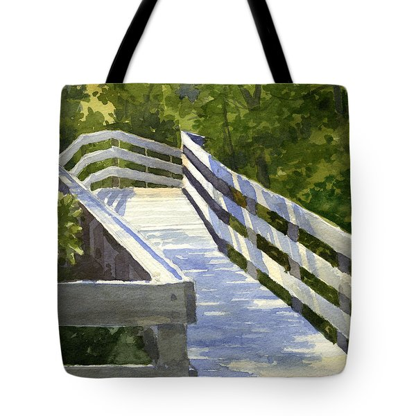 Boardwalk Tote Bag