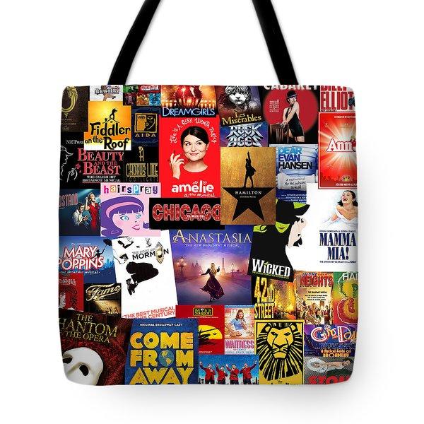 Broadway 15 Tote Bag