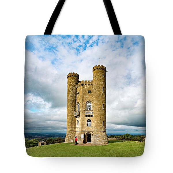 Broadway Tower Tote Bag