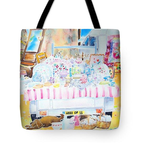 Brocante Tote Bag