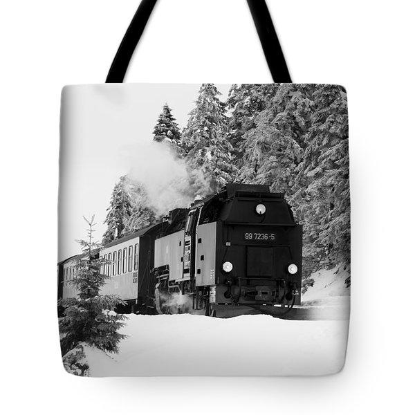 Brockenbahn, Harz Tote Bag