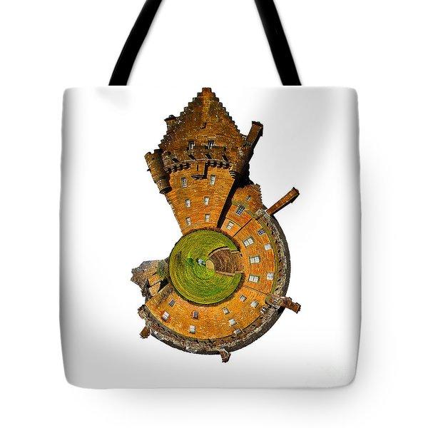 Brodick Castle Tote Bag