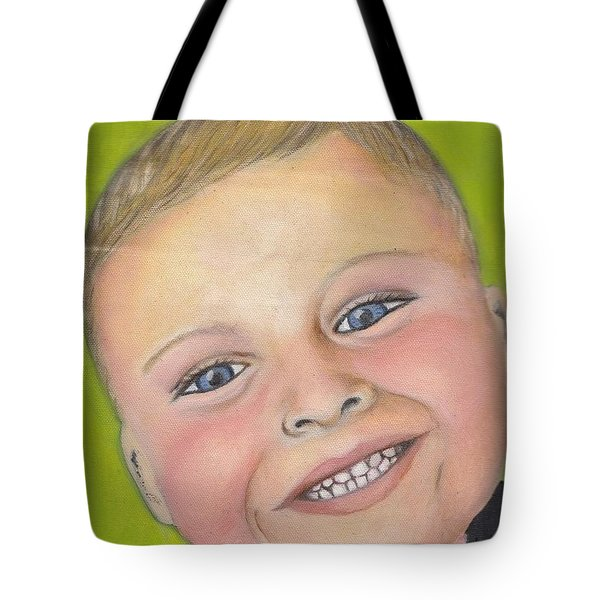 Brody's Smile Tote Bag