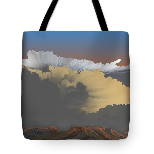 Brokeback Hills Tote Bag