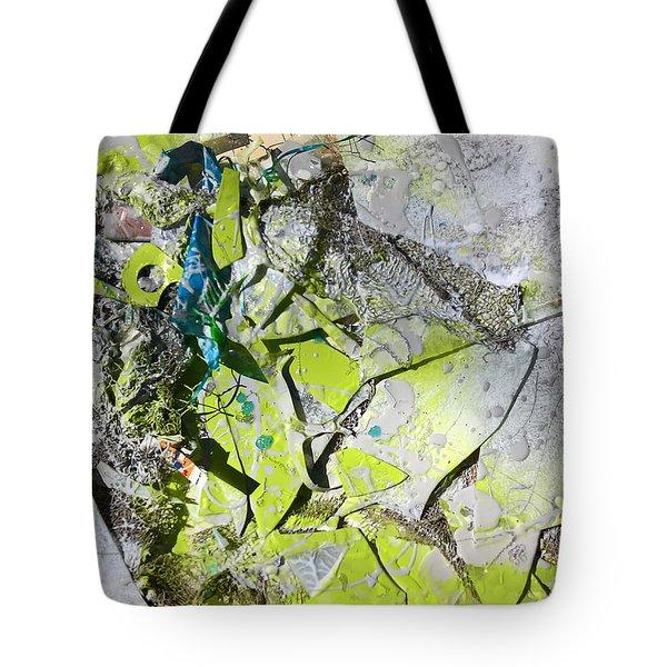 Broken And Reformed #3 Tote Bag