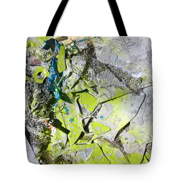 Broken And Reformed #3 Tote Bag
