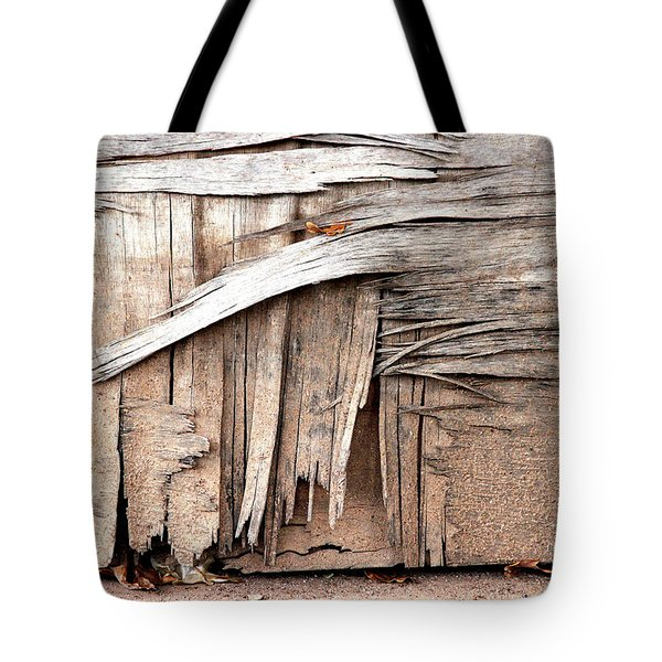 Broken But Beautiful Tote Bag