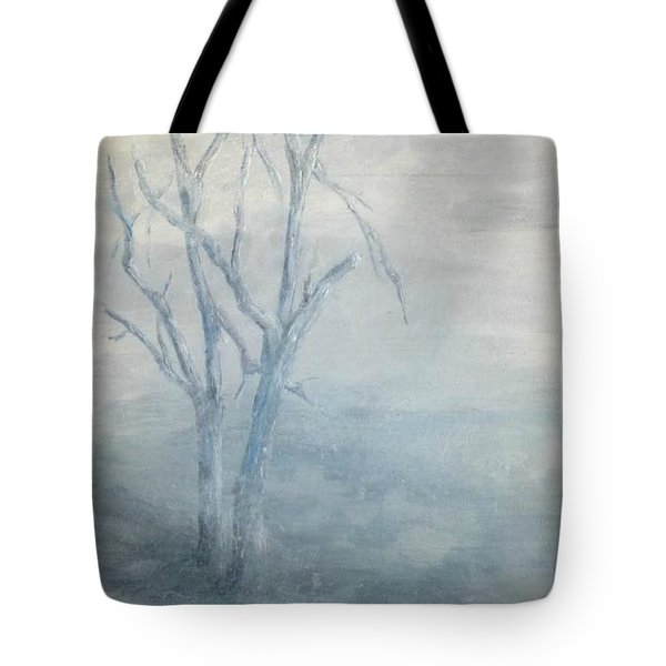 Broken But Still Standing Tote Bag by T Fry-Green