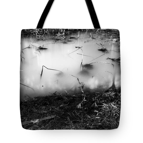 Tote Bag featuring the photograph Broken by Hayato Matsumoto