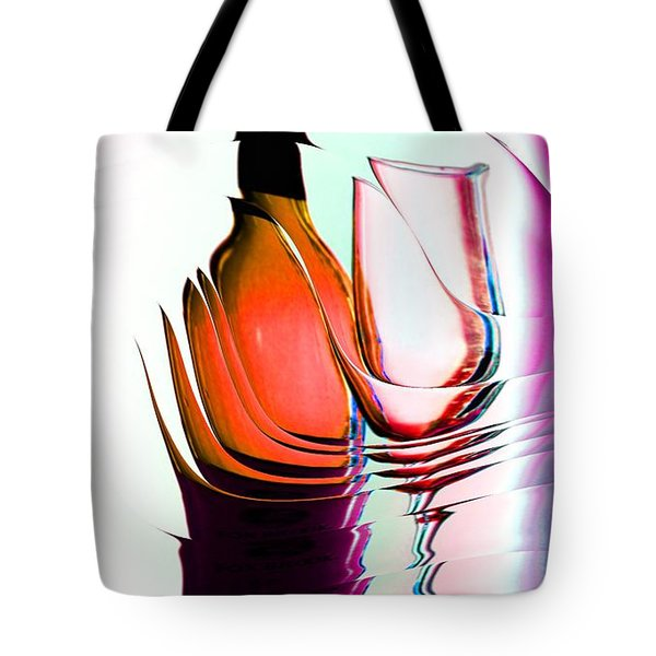 Tote Bag featuring the photograph Broken Promise by Donna Bentley