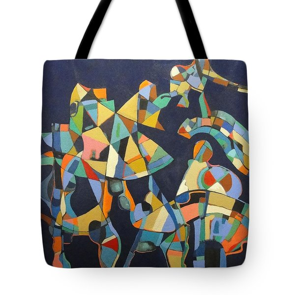 Broken Promises Last Forever Tote Bag by Bernard Goodman