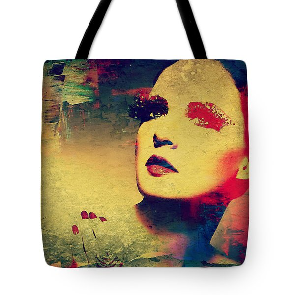 Broken Soul  Tote Bag