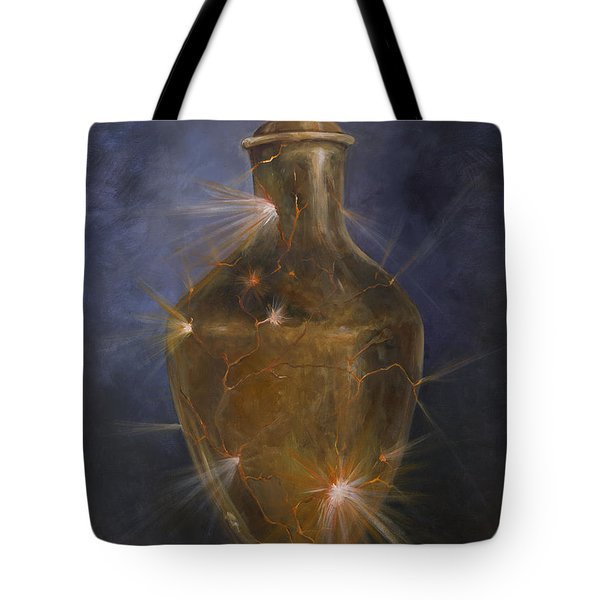 Broken Vessel Tote Bag