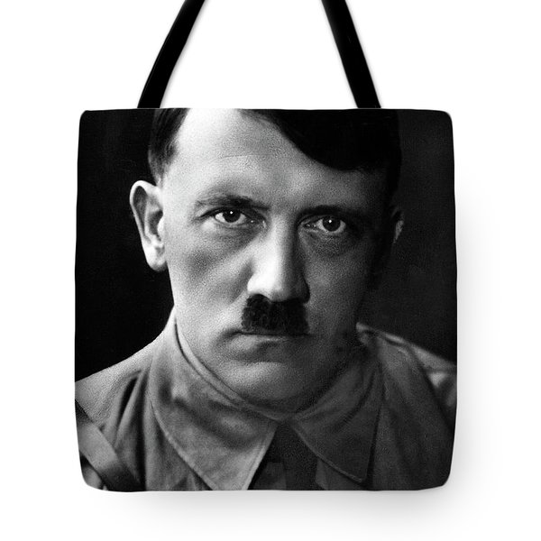 Brooding Portrait Of Adolf Hitler Heinrich Hoffman Photo Circa 1935 Tote Bag