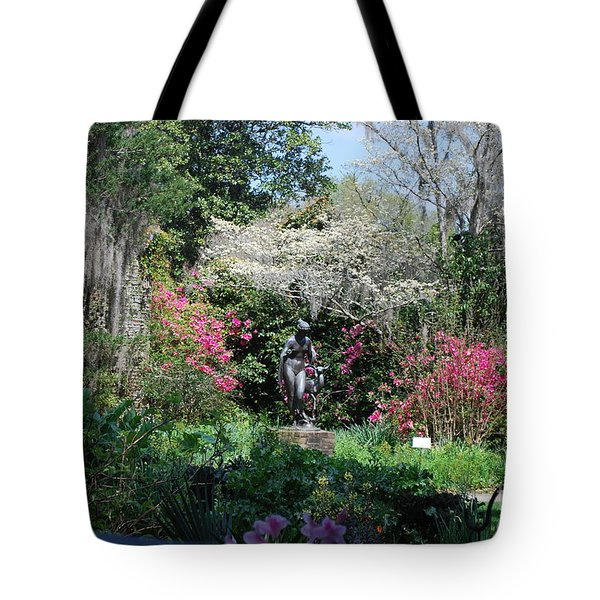 Brookgreen Gardens 2 Tote Bag