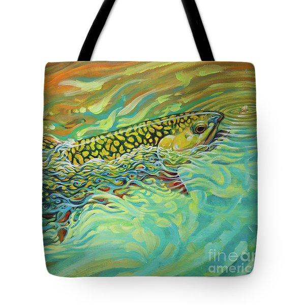 Brookie Flash Rework Tote Bag