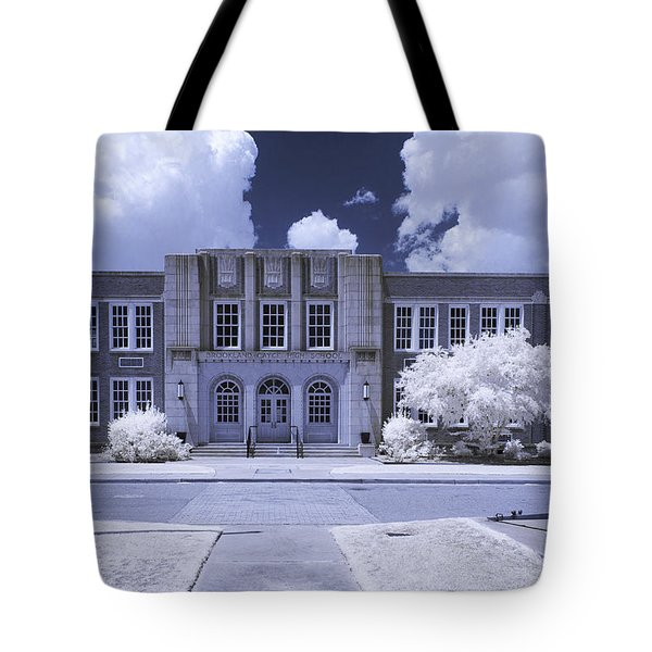 Brookland-cayce Hs-ir Tote Bag by Charles Hite
