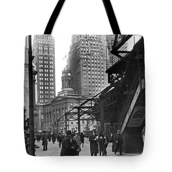 Brooklyn Borough Hall Tote Bag