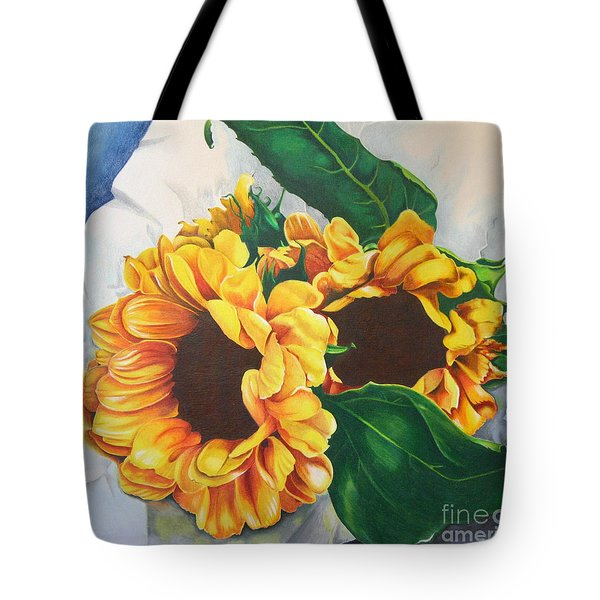 Brooklyn Sun Tote Bag