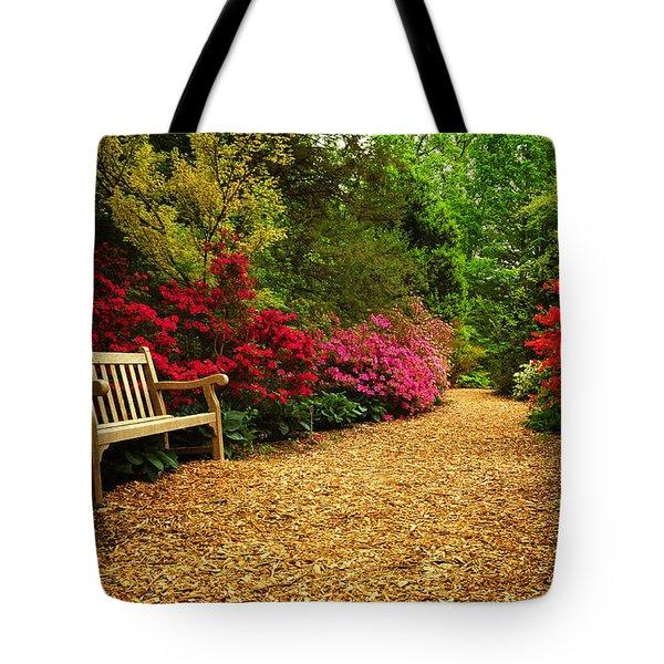 Brookside Gardens Tote Bag