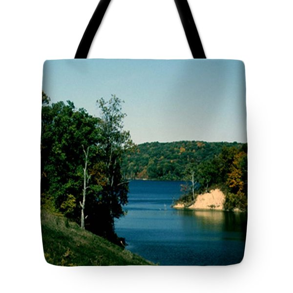 Brookville Lake Brookville Indiana Tote Bag