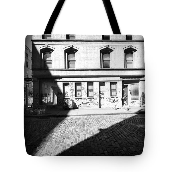 Broome Street Nyc Tote Bag
