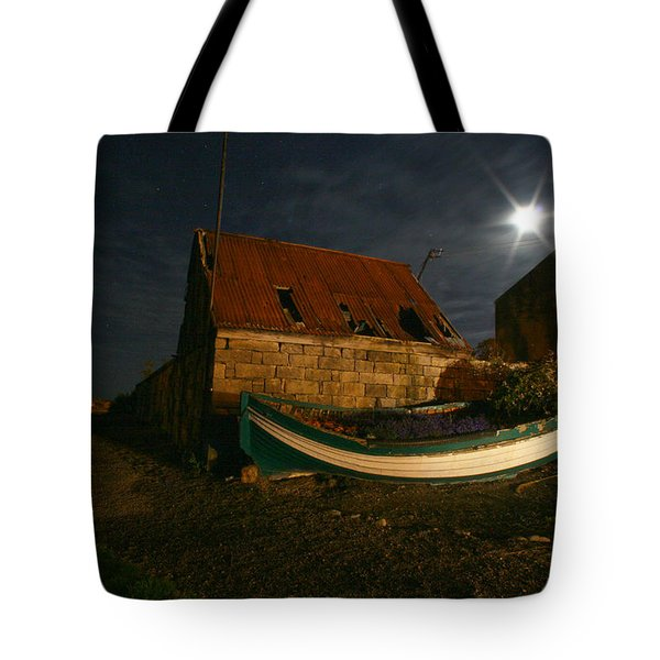 Brora Boat House Tote Bag
