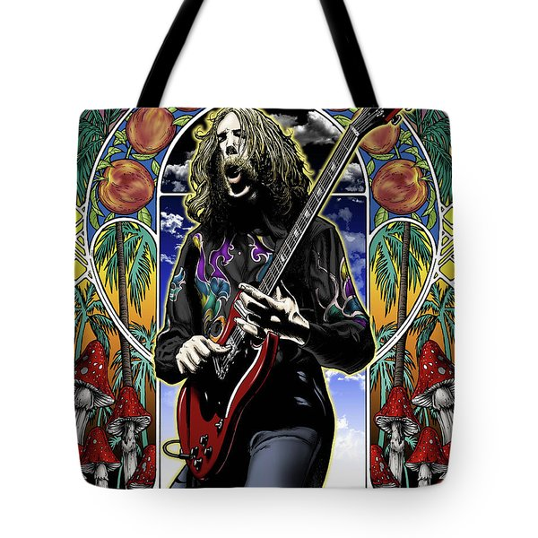 Brother Duane Tote Bag by Gary Kroman