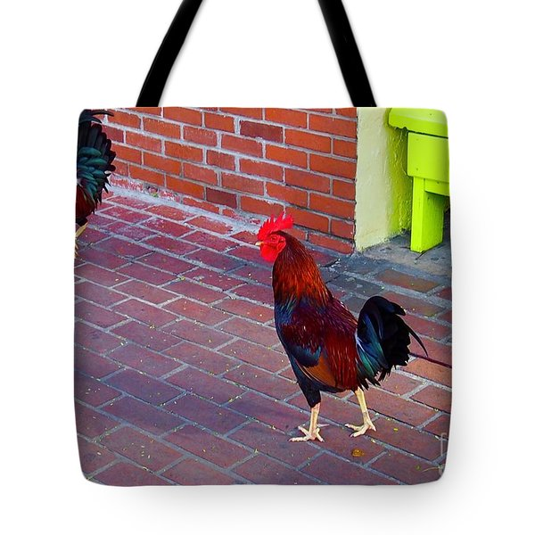 Brother Rosters Tote Bag