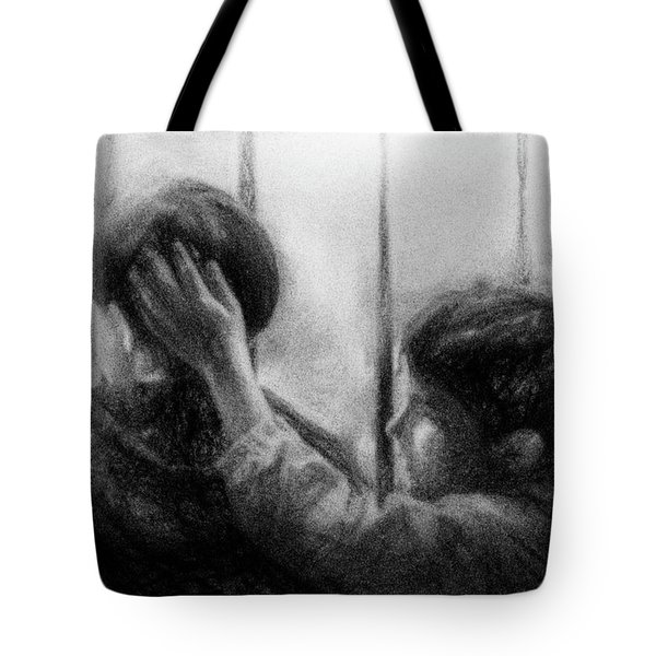 Brotherhood Tote Bag by Celso Bressan