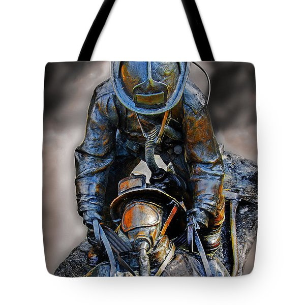 Brothers II Tote Bag