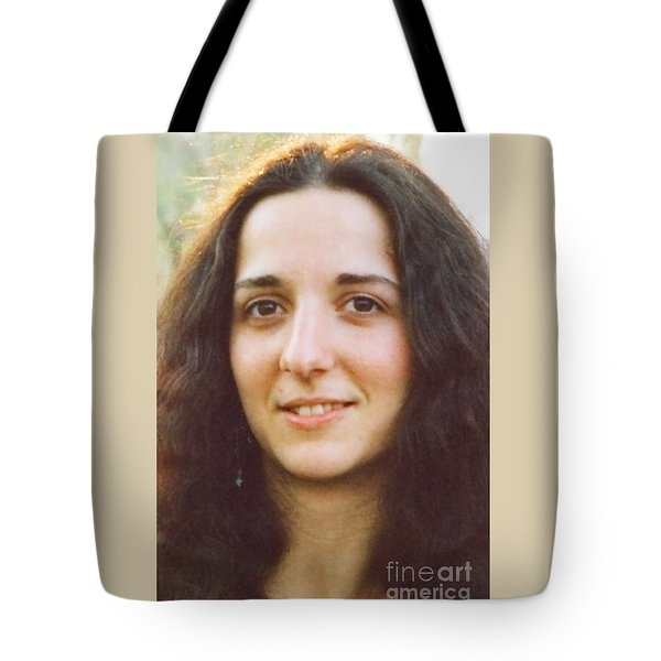 Tote Bag featuring the photograph Brown Eyed Girl by Jesse Ciazza