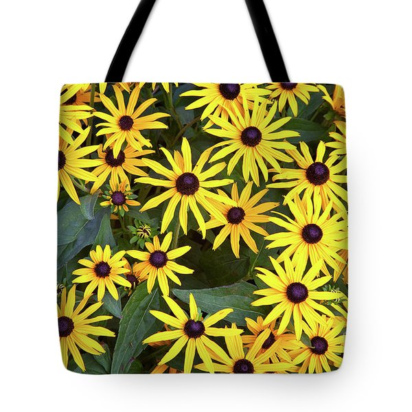 Brown Eyes On The Greenway Tote Bag