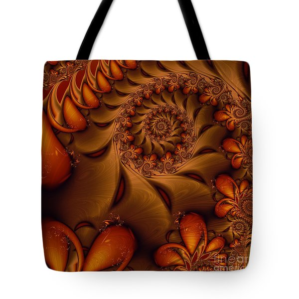 Brownian Tote Bag