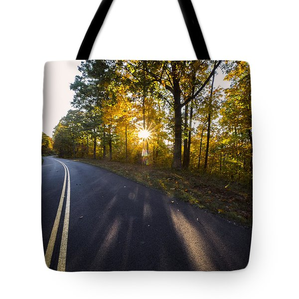 Brpkwy Tote Bag by Kevin Blackburn