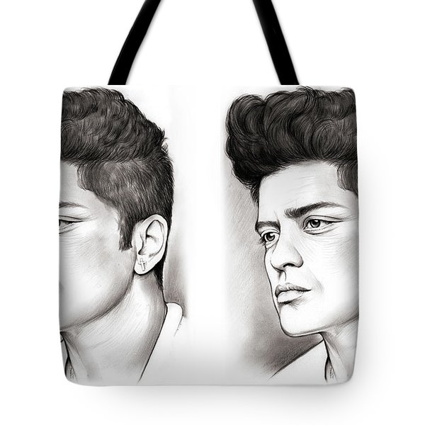 Bruno Double Tote Bag
