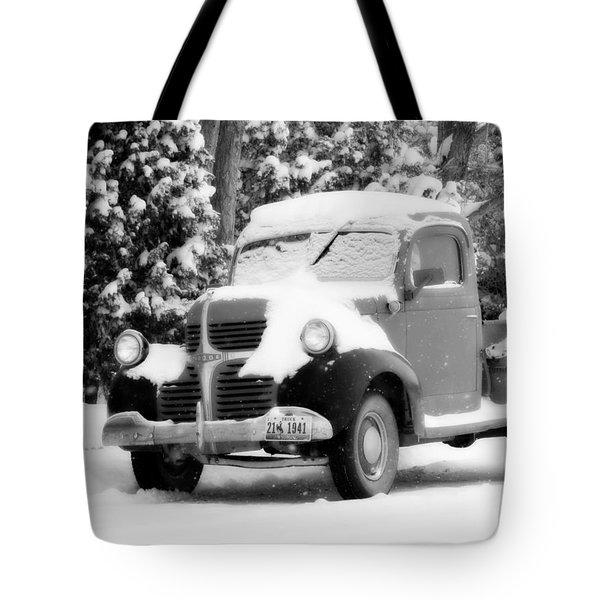 Brutus Tote Bag