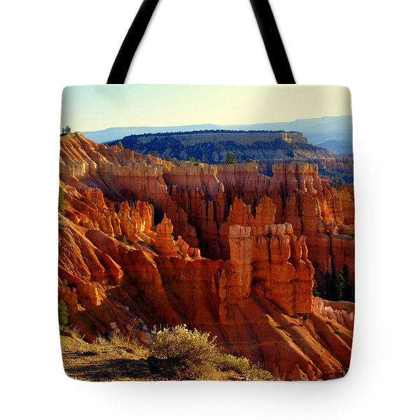 Bryce 3 Tote Bag by Marty Koch
