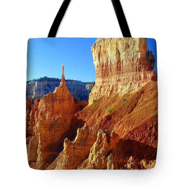 Bryce 4 Tote Bag by Marty Koch